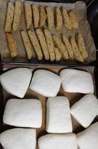 久しぶりの真夜中のパン屋さん - 好食好日