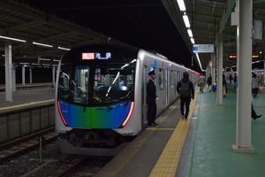 西武鉄道40000系、S‐TRAIN - 近代建築写真室@武蔵野台地
