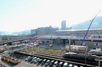 Goodbye 長崎駅9 長崎駅で出会った車両 - Photograph & My Super CUB110 【しゃしんとスクーター】