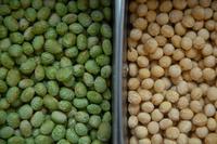 豆をもどす - 日々の皿