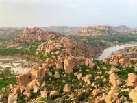旅フォト:ハンピ2(カルナータカ州、インド) - 映画を旅のいいわけに。