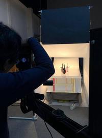 ミスター・クレメント・ソフビの新作撮影 - 下呂温泉 留之助商店 店主のブログ