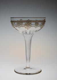 StーLouis Straw stem Champagne Coupe - GALLERY GRACE ギャラリーグレース BLOG