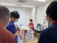 PCR検査の裏側 - 長崎大学病院 医療教育開発センター      医師育成キャリア支援室