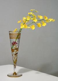 Baccarat Gold & Enamel Vase - GALLERY GRACE ギャラリーグレース BLOG
