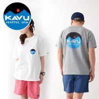 KAVU [カブー] Mountein Logo Tee [19820422] マウンテンロゴTシャツ・半袖Tシャツ・ポケットTシャツ・ MEN'S - refalt blog