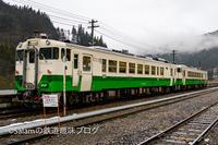只見線キハ40 2026 - Salamの鉄道趣味ブログ