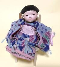 【光環と明咲の展覧会】明咲の4号クタちゃん♪ - 市松人形師~只今修業中