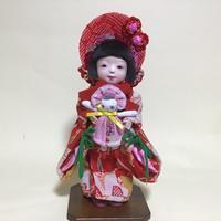 【光環と明咲の展覧会】光環の8号市松さん - 市松人形師~只今修業中