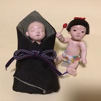 【光環と明咲の展覧会】光環の4号幼子ちゃん - 市松人形師~只今修業中