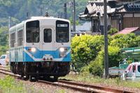 普通列車736D(小村神社前駅-日下駅間) - 南風・しまんと・剣山 ちょこっと・・・