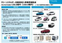 クリーンエネルギー自動車補助金令和2年度経済産業省予算 - 2020年トヨタミライ購入を目指す Until you buy a Fuel cell vehicle 2020