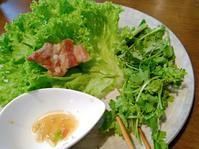 塩豚サムギョプサル! - まるちゃんのシンプルお家ごはん@シンガポール