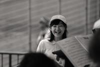 球場で - Life with Leica