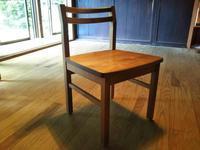 山桜の椅子 - woodworks 季の木  日々を愉しむ無垢の家具と小物