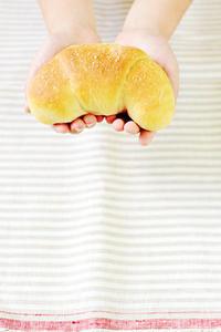 homemade shio bread* - Avenue No.8 Vol.2