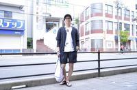 夏のアクティブスタイル - DAKOTAのオーナー日記「ノリログ」