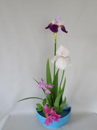 3月4月の名残花を飾る - 活花生活(2)