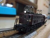 Nゲージ在籍車輛の点検確認 旧型電機 貨物機編 - 新湘南電鐵 横濱工廠3