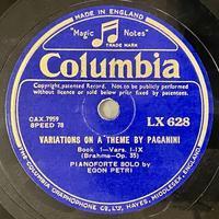 通販サイトにピアノのSP盤をアップしています ③ - シェルマン アートワークス 蓄音機blog