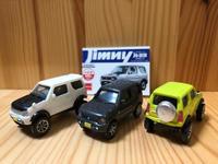 【ガチャミニカー】JB23ジムニー。 - FIAT500S in 琉三ガレージ