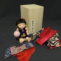 【光環と明咲の展覧会】光環の4号クタちゃん。 - 市松人形師~只今修業中
