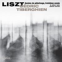 Liszt: Années de pèlerinage, 3ème année@Cédric Tiberghien - MusicArena