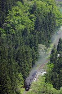 会津のちっさな駅にて春 - 蒸気屋が贈る日々の写真-exciteVer