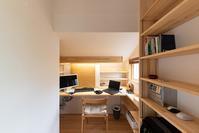 在宅ワークを成功に導く鍵。それはワークスペースの設計にあり。 - 加藤淳一級建築士事務所の日記