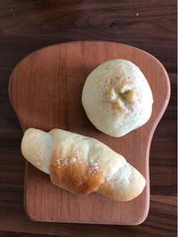 塩パンとリンゴパン - Art de Vivre