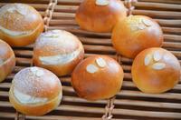 クリームパンと黄金メロンパン - ゆずぱん日記