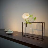 羽生野亜・村上雄一 二人展「静寂に在る美」開催中です - 工房IKUKOの日々