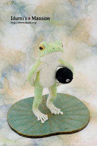 カエルとおたま * Frog&Tadpole 05 - … いづみのつぶやき