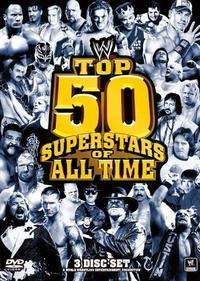 WWE TOP 50 SUPERSTARS OF ALL TIME(DVD鑑賞記) - プロレス名勝負一日一話
