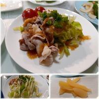 簡単に豚しゃぶサラダ - 気ままな食いしん坊日記2