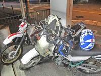 週末の夜は4台で恒例の夜リンへ・・・(^^♪ - バイクパーツ買取・販売&バイクバッテリーのフロントロウ!