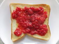 【自作】名残の苺で手作りイチゴジャム - 岐阜うまうま日記(旧:池袋うまうま日記。)