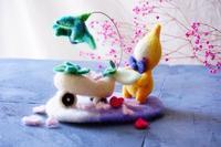 今年もあの子がやって来る - 手作り妖精専門店のひねもすのたり記