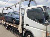 相模原市南区から故障車の外車をレッカー車で廃車の引き取りしました。 - 引き取りレンジャー