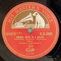 通販サイトにピアノのSP盤をアップしています ⑤ - シェルマン アートワークス 蓄音機blog