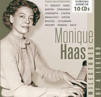 Monique Haas 🎹 - ヒロシのCD部屋