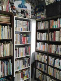 居心地のいい場所〜本に囲まれる場所 - -
