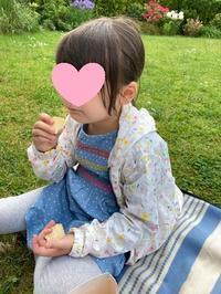 お庭でピクニック☆ - ドイツより、素敵なものに囲まれて②