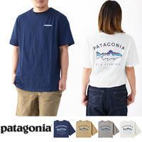 Patagonia [パタゴニア] Men's Framed Fitz Roy Trout Organic T-Shirt [38529] メンズ・フレームド・フィッツロイ・トラウト・オーガニック - refalt blog