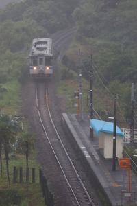 土讃線 4740D安和駅 - 南風・しまんと・剣山 ちょこっと・・・