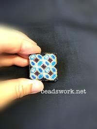 プラナカンビーズ刺繍教室の準備 - プラナカンビーズ刺繍  ビーズワークと旅