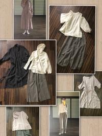 モトミさんの麻の服 - ナチュラル キッチン せさみ & ヒーリングルーム セサミ