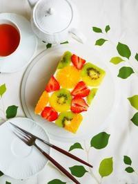 フルーツショートケーキ♪ - This is delicious !!