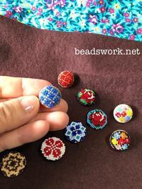 プラナカンビーズ刺繍教室 - プラナカンビーズ刺繍  ビーズワークと旅