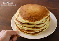 ランチもといパンケーキあれこれ、その38 - Kyoko's Backyard ~アメリカで田舎暮らし~